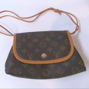 RARE vintage Louis Vuitton French company 1970's